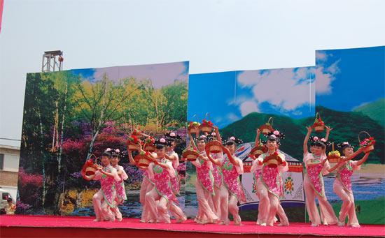 2011怀柔汤河川满族民俗风情节即将开幕