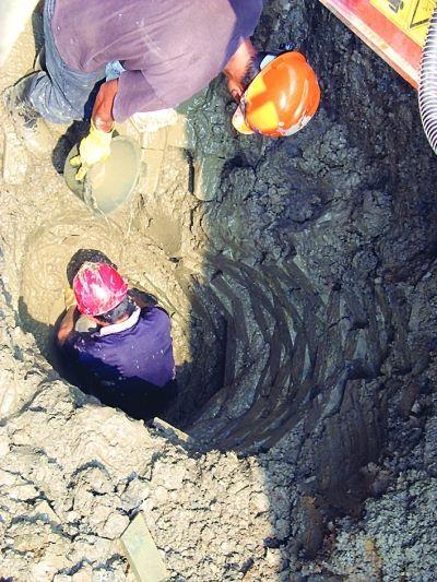 工地挖出4吨重北宋古币 含珍稀圣宋元宝(组图)