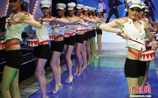 新丝路中国大学生模特大赛精彩纷呈--中国图鉴